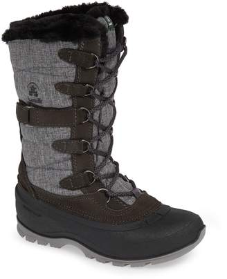 Kamik Snovalley2 Waterproof Thinsulate(R)-Insulated Snow Boot