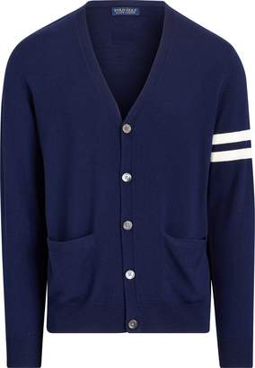 Ralph Lauren Merino Wool V-Neck Cardigan