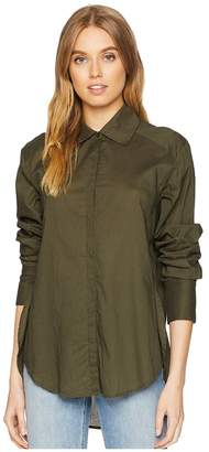 Paige Clemence Shirt with French Cuff Women's Clothing