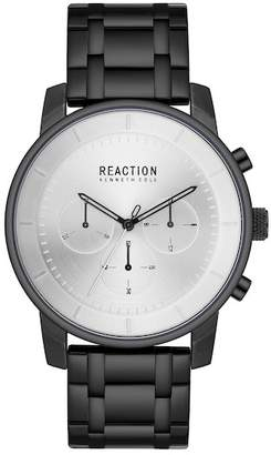 Kenneth Cole Reaction Men's Stainless Steel Bracelet Watch, 44mm