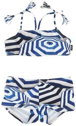 Molo Umbrella Print Lycra Bikini