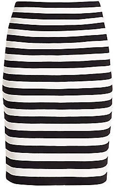 f8d70a99a4 Akris Punto Women's Striped Pencil Skirt