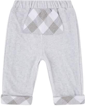 Patachou Check Pocket Sweatpants