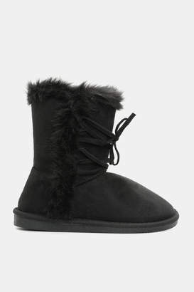 Ardene Water Resistant Moccasin Boots