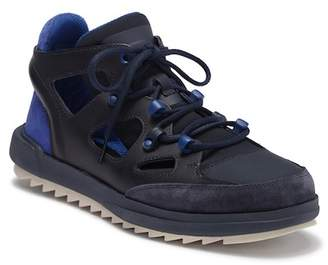 Camper Marges Leather High-Top Sneaker