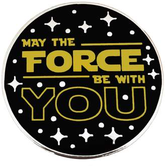 Star Wars Balanced Co. May the Force Be With You Enamel Pin