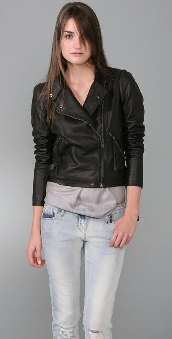 Iro Misha Leather Jacket