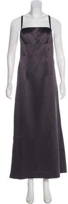 Nicole Miller Sleeveless Midi Dress