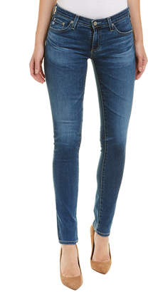 AG Jeans The Stilt 8 Years Blue Portrait Cigarette Leg
