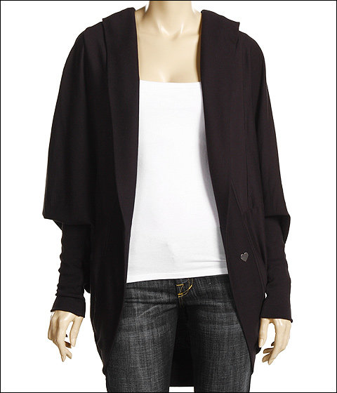 Juicy Couture Over Size Wrap W/ Rib
