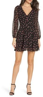 BB Dakota Love in Afternoon Chiffon Minidress