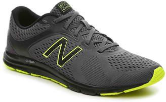 New Balance 635 V2 Lightweight Running Shoe -Grey/Green - Men's