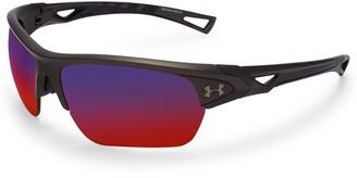 Under Armour Men's Octane Semirimless Blade Sunglasses
