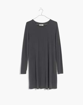 Madewell Pre-order Sandwashed Swingy Tee Dress