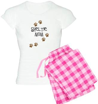 CafePress - Sheltie Mom - Womens Pajama Set
