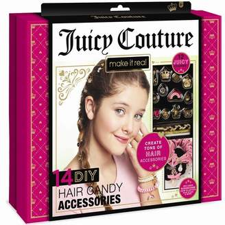Juicy Couture Make It Real Make it Real Hair Candy Accessories DIY Jewelry Kit