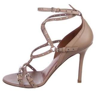Valentino Love Latch Ankle Strap Sandals