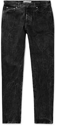 Givenchy Distressed Denim Jeans - Men - Gray