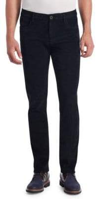 Saks Fifth Avenue COLLECTION Corduroy Straight Pants
