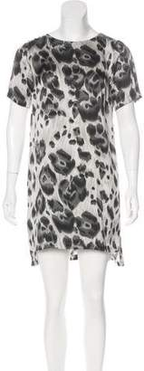 Stella McCartney Silk Printed Dress