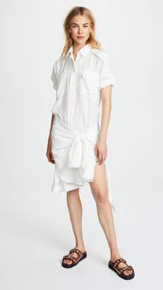 Faith Connexion Shirt Skirt Dress