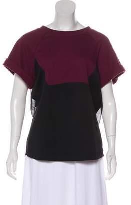 Robert Rodriguez Short Sleeve Knit Top