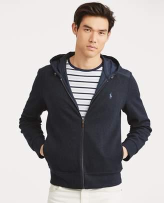 Ralph Lauren Custom Slim Fit Hybrid Hoodie