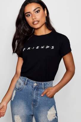 boohoo Friends Licensed T-Shirt