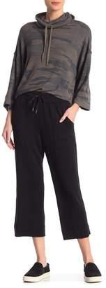 Splendid Solid Cropped Pants