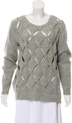 Opening Ceremony Wool-Blend Sweater