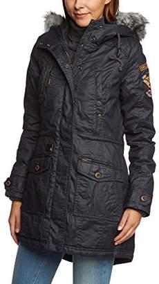 Khujo Women's Mao Long Sleeve Coat
