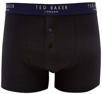 Ted Baker Caption Button Front Boxers $35 thestylecure.com