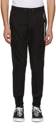 Black Bee Lounge Pants Dolce & Gabbana