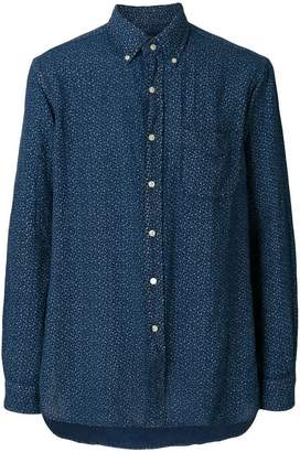 Polo Ralph Lauren floral-print shirt