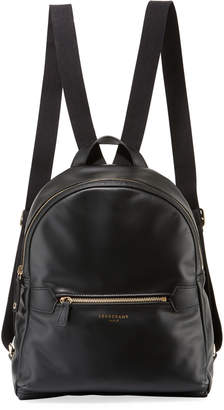 Longchamp 2.0 Leather Backpack