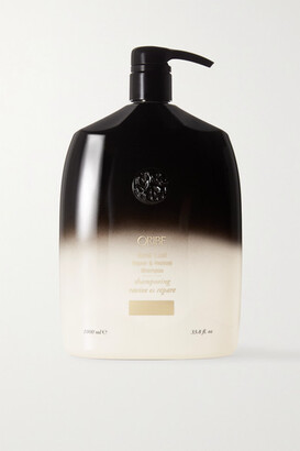 Oribe - Gold Lust Repair & Restore Shampoo, 1000ml - Colorless $154 thestylecure.com