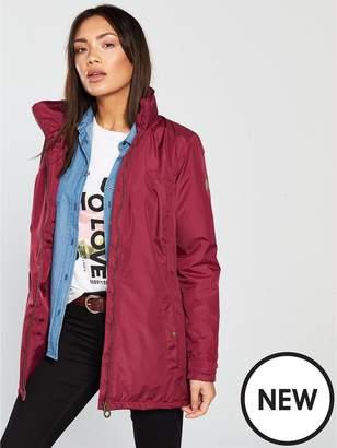 Regatta Mylee Waterproof Jacket - Red