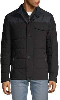 Tumi Classic Quilted Jacket