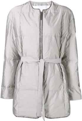 Fabiana Filippi belted padded jacket