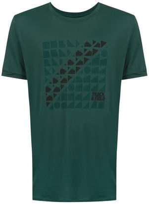Track & Field printed t-shirt