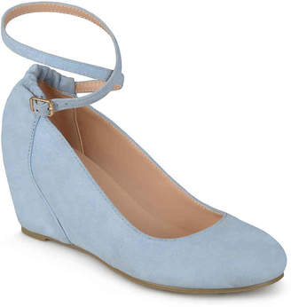 Journee Collection Tibby Wedge Pump - Women's