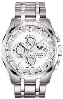 Tissot (ティソ) - [ティソ]TISSOT 腕時計 COUTURIER(クチュリエ) T035.627.11.031.00 メンズ 【正規輸入品】