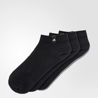 adidas Pack of 3 Performance Thin Ankle Socks