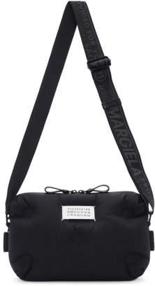 Maison Margiela Black Two-Way Glam Slam Bag