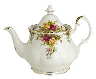 "Royal Albert Old Country Roses"" Teapot"