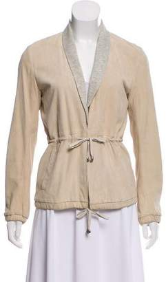 Fabiana Filippi Casual Button-Up Jacket
