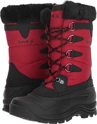 97d1ee474a6 Kamik Women s Shellback Snow Boot 6 Medium US
