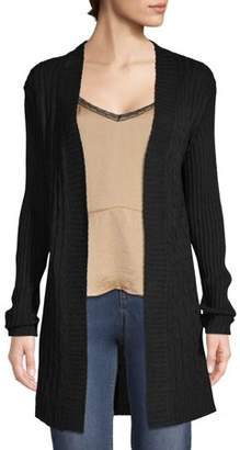 What's Next Women's Ribbed Cardigan