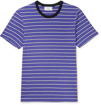 Ami Striped Jersey T-Shirt