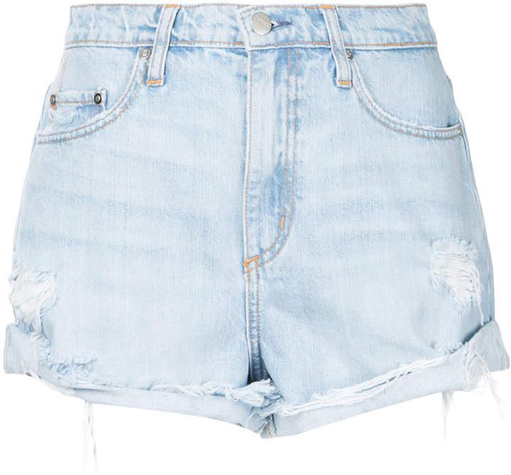 Nobody Denim 'Skyline Short Lighten Up' Jeans-Shorts